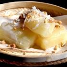 Cách làm khoai mì hấp nước cốt dừa dẻo thơm
