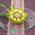 Cách tỉa hoa cực đẹp và đơn giản từ trái Kiwi