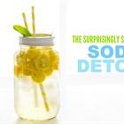 Nước detox giúp bạn thải độc, giảm vòng eo nhanh chóng