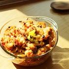 Chi tiết cách làm cơm gà xào phô mai trào lưu ẩm thực của giới trẻ