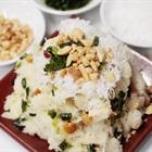 Khoai mì trộn dừa dẻo thơm béo ngọt