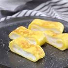 3 bước làm trứng chiên nhân kem chỉ với trứng và chanh