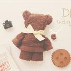 Hô biến chiếc khăn bông thành gấu Teddy dễ thương trong 3 phút