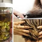 Giảm ngay rụng tóc bằng hỗn hợp cây sả và dầu olive