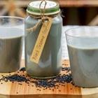 Cách Nấu Sữa Mè Đen Thần Thánh Vừa Bổ Vừa Rẻ