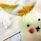 Học cách may thỏ bông đáng yêu bằng vớ tặng bé