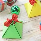 Cách gói quà giáng sinh cực đẹp trong 5 phút