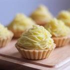 Cách làm bánh Mont Blanc vị khoai lang ngon miệng sang chảnh
