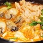 Thay vì ăn sống cùng xem người Hàn nấu lẩu hàu hấp dẫn hơn hẳn