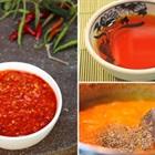 Tự làm 10 loại nước sốt và nước màu dùng dần