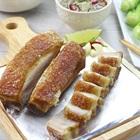 Cách làm Thịt ba chỉ chiên giòn bì chấm mắm Thái cực bắt cơm