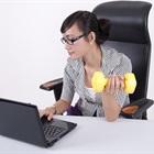 Những động tác thể dục giúp thư giản trong lúc làm việc