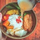 Cách nấu bún chả cá Đà Nẵng cho ngày cuối tuần