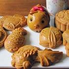 Hé Lộ 6 Cách Làm Bánh Trung Thu Hình Thú Ngộ Nghĩnh Độc Đáo