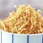 Đổi vị với 5 món chà bông dễ làm từ các loại thịt, cá, hải sản thơm ngon đầy dinh dưỡng