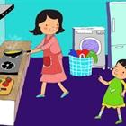 10 Lợi ích khi cho trẻ vào bếp mà các bậc cha mẹ không ngờ đến
