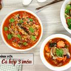 Cá hộp 3 món cho bữa ăn hoàn chỉnh vừa ngon vừa dinh dưỡng fan mê cá hộp không nên bỏ lỡ