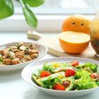 Ăn uống healthy với thực đơn 3 món ăn đẹp đa khỏe dáng từ cam