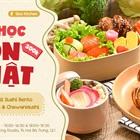 Trải Nghiệm Học Làm Món Nhật Chuẩn Hương Vị Nhật Tại Star Kitchen