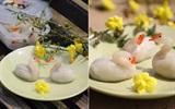 Hướng dẫn nặn bánh Thiên Nga đẹp lung linh