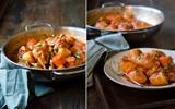 Hướng dẫn làm thịt gà hầm cay kiểu Hàn
