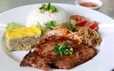 Cách nấu cơm tấm sườn bì chả thơm ngon đúng vị Sài Gòn