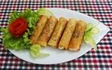 Nem chay: Biến tấu mới cho ngày ăn chay