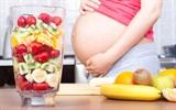 7 món ăn từ trái cây tốt cho mẹ bầu