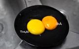 Tác hại kinh khủng và cách nhận biết trứng gà giả Trung Quốc, trứng ủ hóa chất