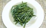 Cách làm rau muống xào chao cho bữa cơm chay