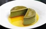 Hướng dẫn cách làm bánh flan trà xanh ngon ngây ngất
