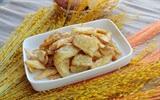 Cách làm khoai lang chiên sốt caramel vàng ươm óng ả