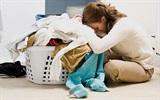 8 thảm họa giặt giũ mà các mẹ thường gặp phải
