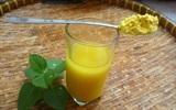 Cách giảm mỡ bụng nhanh chóng chỉ với hỗn hợp dầu dừa và tinh bột nghệ