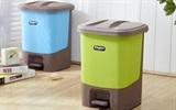Phong thủy cho thùng rác: Không phải chuyện đùa đâu?