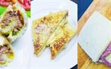 3 cách biến tấu với bánh mì Sandwich vừa nhanh vừa ngon cho bữa sáng