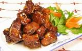 Biến tấu 10 món sườn rim ngon bá cháy cho bữa cơm tối
