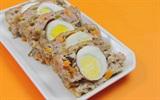 Cách làm chả trứng đúc thịt ngon cơm đẹp mắt