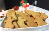 Cách làm bánh cookies thơm ngon cho ngày Giáng sinh
