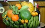 Ý nghĩa của 12 loại quả đem tài lộc được trưng bày trong ngày Tết