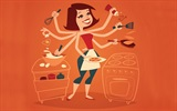 10 mẹo vặt giúp công việc bếp núc trở nên nhanh hơn