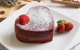 Cách làm bánh red velvet lava cake ngọt ngào mùa valentine