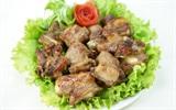 Bữa cơm chiều ngon miệng với món sườn heo non rim mặn