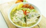 Cách nấu canh chua cá diêu hồng thanh mát ngon cơm
