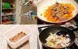 Cách bảo quản và làm mới các thức ăn dư thừa ngày hôm trước