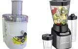 Nên mua máy ép trái cây hay máy xay sinh tố cho mùa hè này