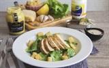 Cách làm 3 món salad đơn giản cho người đang ăn kiêng