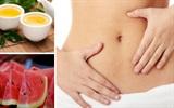 Top 5 thực phẩm quen thuộc giảm mỡ bụng cực hiệu quả