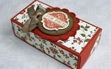 Cách làm hộp đựng bánh Trung thu handmade