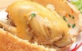 Cách làm gà bó xôi siêu ngon